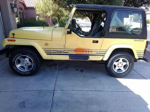 1989 Jeep Wrangler YJ for Sale in Catalina, AZ