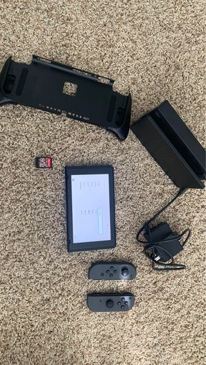 Nintendo switch bundle for Sale in West Valley City, UT