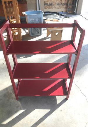 Solid wood folding shelves for Sale in Arvada, CO
