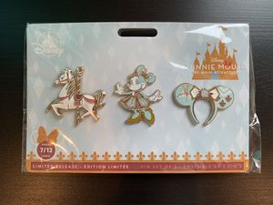 Disney Minnie Mouse Main Attraction King Arthur Pins for Sale in Severn, MD