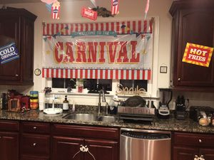 CARNIVAL PARTY DECORATIONS LOT for Sale in Leesburg, VA