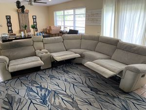 Recliner Sectional for Sale in Biscayne Park, FL