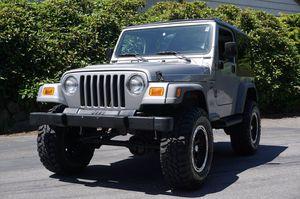2001 Jeep Wrangler for Sale in Edmonds, WA
