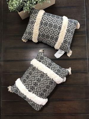 2 Better Home and Garden accent pillows for Sale in Casa Grande, AZ