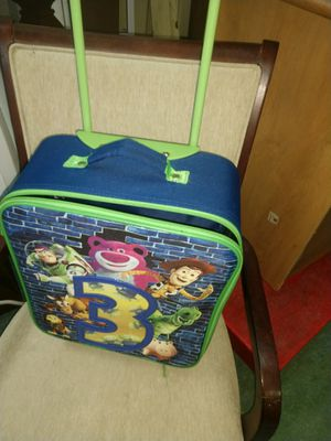 Toy story 3 luggage kids for Sale in NO FORT MYERS, FL