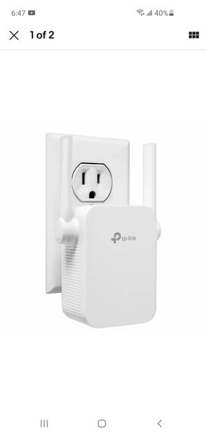TP-Link wifii extender for Sale in Enola, PA