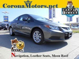 2012 Honda Civic Cpe for Sale in Ontario, CA