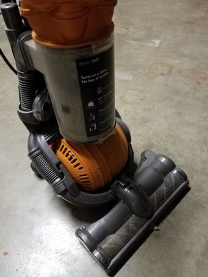 Dyson ball DC24 upright bagless vacuum cleaner very lightweight for Sale in Whittier, CA
