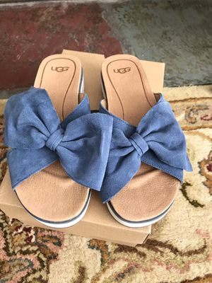 UGG Australia Camilla Women's Wedge Sandals Sz 7 Beautiful, Cute and very Sexy for Sale in Waltham, MA