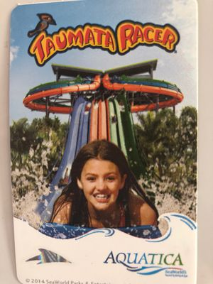 Aquatica Season Pass for Sale in Chula Vista, CA