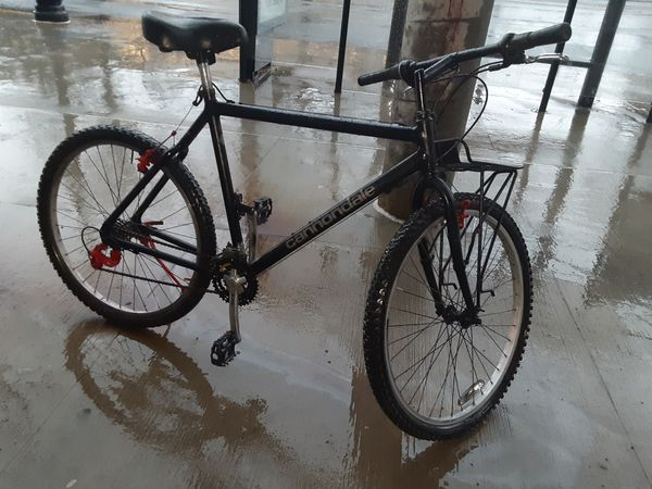 Cannondale 26 inch mountain bike