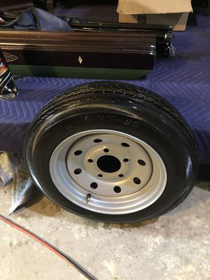 Utility Trailer Tire for Sale in Elizabeth, NJ