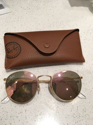Ray Ban RB 3447 112/z2 gold for Sale in Cleveland, OH