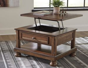 Ashley Furniture Brown End Table for Sale in Santa Ana, CA