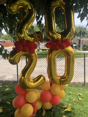 Graduation balloons 🎓 for Sale in Bakersfield, CA