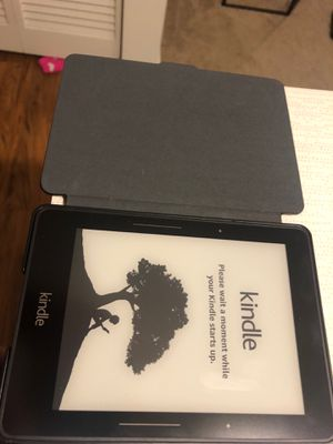 Kindle Voyage E Reader with Moon Case for Sale in Lexington, KY