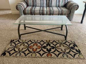 New Glass Coffee Table for Sale in Fresno, CA