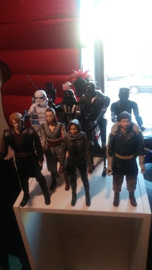 STAR WARS COLLECTABLES for Sale in Torrance, CA