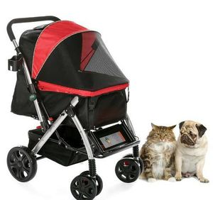 HPZ Pet Rover Premium Heavy Duty Dog/Cat/Pet Stroller Travel Carriage for Sale in Las Vegas, NV