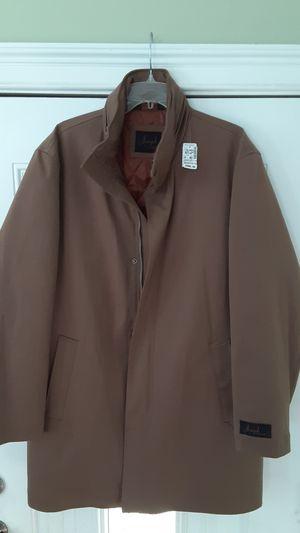 Joseph A banks men's British tan jacket size 42 regular for Sale in Decatur, GA