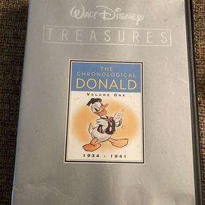 Well Disney treasures the chronological Donald volume one for Sale in Sugar Land, TX