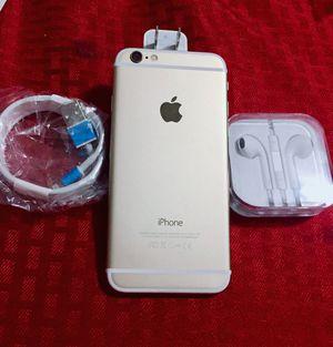 "iPhone 6 ""Factory+iCloud Unlocked Condition Excellent"" (Like Almost New) for Sale in Springfield, VA"