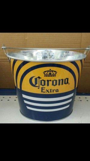 Vintage Colors Corona Bucket with Bottle Opener for Sale in El Monte, CA