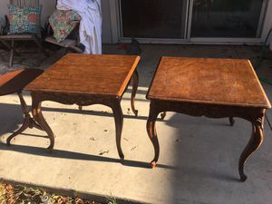 End tables for Sale in San Pedro, CA