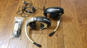 2 Motorola Gaming X205 Over-Ear Headsets for Sale in NEW PRT RCHY, FL