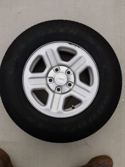 2013 Jeep Wrangler Wheels for Sale in Newnan,  GA