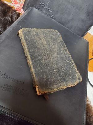 Bible new testament 1929 Thomas Nelson & Sons Vintage new American standard for Sale in Dallas, TX