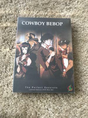 Cowboy Bebop Full series 3 DVD Set for Sale in Mukilteo, WA