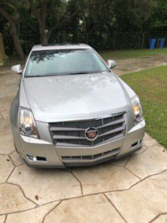 2008 Cadillac CTS for Sale in Valrico, FL