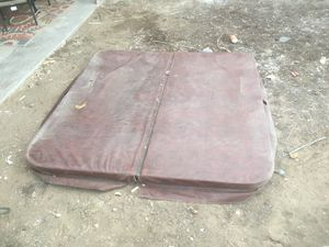 """Hot Tub cover 81""""x81"""" for Sale in Denver, CO"""