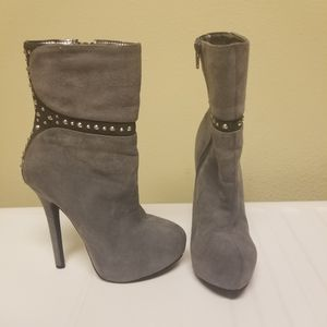 Short Republic LA heel boots size 6 for Sale in Auburndale, FL