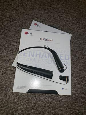 LG Tone Pro Bluetooth Headset for Sale in Alexandria, VA