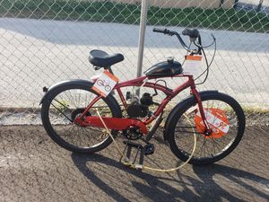 New motorized bicycle 80cc for Sale in Tampa, FL