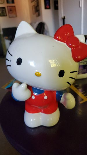 Hello Kitty Penny bank for Sale in Lakewood, CA