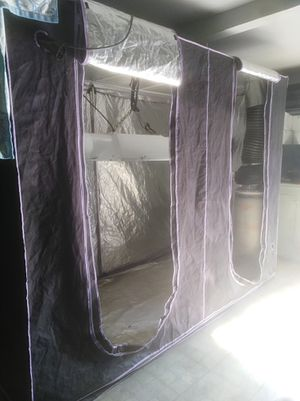 Grow tent, lighting, nutrients, reservoir, cheap for Sale in Cypress, CA