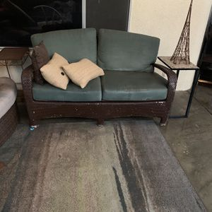 Patio Furniture Loveseat And Chair for Sale in Inglewood, CA