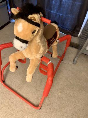 Toddler Ride on Pony for Sale in Woodbridge, VA