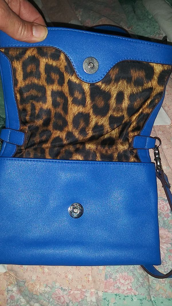 2 JESSICA SIMPSON TWO SIDED PURSES. SPECIAL!