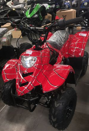 110B red spider 4 Wheeler for Sale in Dallas, TX