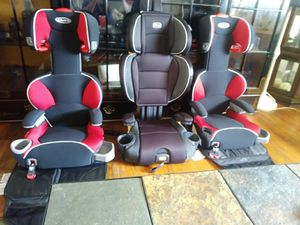 Evenflo Big Kid High Back Booster Car Seat, for Sale in Richardson, TX