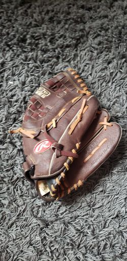 Rawlings adult softball glove for Sale in Washington,  DC