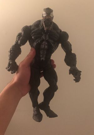 Marvel legends icons venom 12 inch for Sale in Germantown, MD