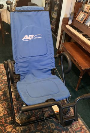 AB Lounge - Barely used - $125 OBO Pick Up Only and PLEASE- SERIOUS INQUIRIES ONLY for Sale for sale  Staten Island, NY