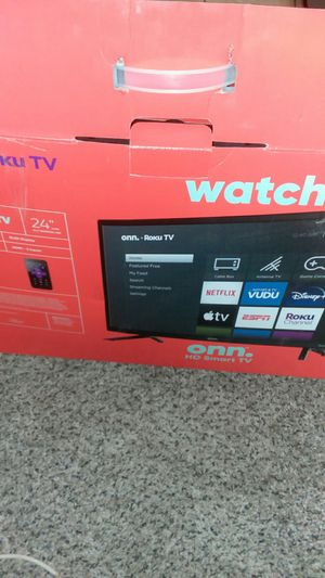 Onn smart tv for Sale in Clay Springs, AZ