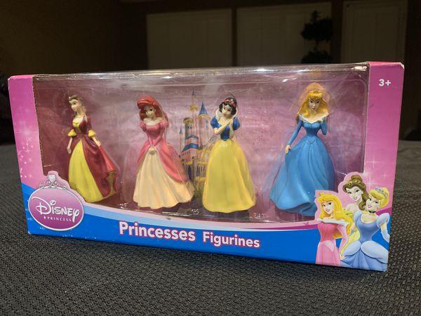 Disney Princesses Figurines