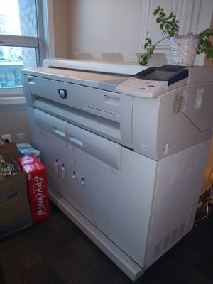 XEROX 6204 WIDE FORMAT PRINTER for Sale in New York, NY